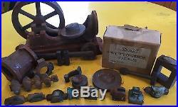 Stuart model steam engine parts kit, Complete