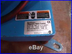 Syntron Magnetic Parts Feeder Model EB-132-A