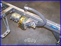 TCI 1928-1931 Ford Model A Chassis Street Rod, Free Rear Disc Brake Upgrade