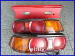 TOYOTA MR2 SW20 Late Model Tail Lights Lamps & Garnish Set Car Parts from Japan