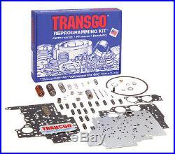 TRANSGO SHIFT KIT 4L80-E Chevy GMC Hummer 1991-On (SK 4L80E-HD2)