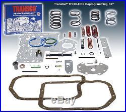 TRANSGO SHIFT KIT Dodge Ram Cummins A500 A518 A618 A42 A44 46RE 47RE SK TFOD-HD2