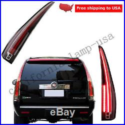Tail Lights LED Rear Lamp For Cadillac Escalade 2016 Model Assembly 2007-2014