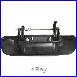 Tailgate For 2002-2008 Dodge Ram 1500 Fits Fleetside, with handle