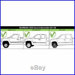 Tailgate For 2007-2013 Chevrolet Silverado 1500 GMC Sierra 1500 Assembly