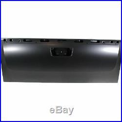 Tailgate For 2007-2013 Chevrolet Silverado 1500 Shell Locking