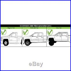 Tailgate For 2014-2016 Chevrolet Silverado 1500 Assembly with Camera Hole