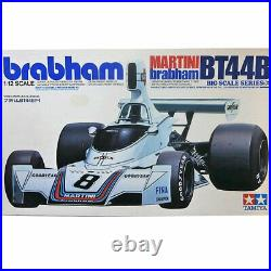 Tamiya 12042 Brabham BT44B 1975 with photo etch parts 112 Plastic Model Car Kit