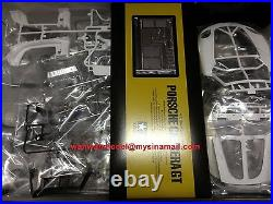 Tamiya 12050 1/12 Scale Model Sports Car Kit Porsche Carrera GT 980 withPE Parts