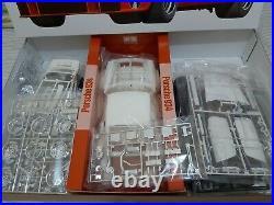 Tamiya 1/12 Porsche 934 Jagermeister WithPhoto Etched Parts Model Car Kit #12055