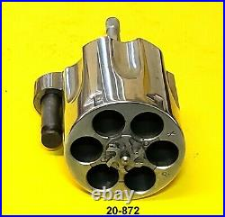 Taurus Model 462 Stainless 357 Magnum Gun Parts Lot All 4 One Price # 20-872
