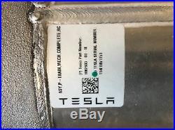 Tesla Model S Electric Rear Wheel Drive Motor Low Miles