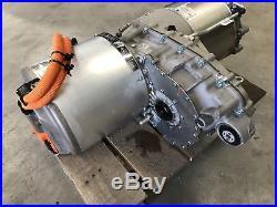 Tesla Model S Model X Rear Drive Unit Electric Motor Removed from 2016 Model S
