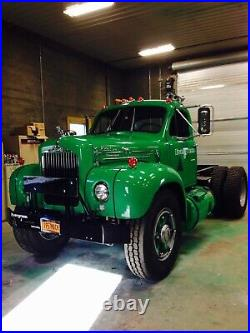 Totally Restored 1957 Mack B model Dump Truck Perfect with lots of NOS Parts