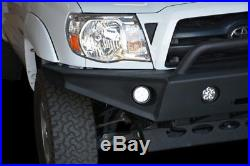 Toyota Tacoma 05-15 Front Bumper (All Models) Winch Ready LED Offroad Steel