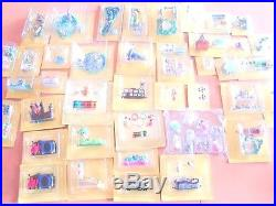 US Disney Parade Disneyland Diorama Model & Magazine Parts SET Miniature NEWF/S