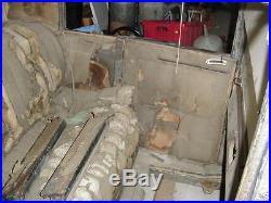 Unique Survivor 1918 Model T Ford Coupelet Body Brass Era Pre-16 1916 1917
