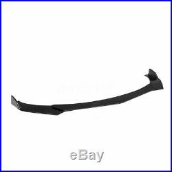 Universal Front Bumper Lip Protector Spoiler For Honda Civi BMW Audi Benz Mazda