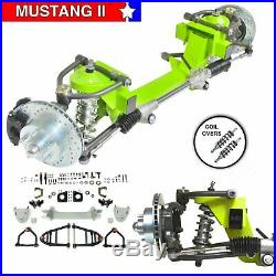 Universal Mustang 2 II Ifs Independent Front End Suspension Kit 56.5 Inch Track
