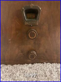 UntestedParts Deco 1933 Grunow Model 500 Radio Chrome Grill