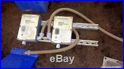 Used- Alfa Laval Model ALDEC 606 Solid Bowl Decanter Centrifuge Parts consisting