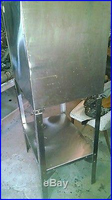 Used Market Forge Steamer Model ST-E For parts