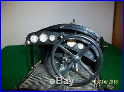 VINTAGE 1/8 SCALE POCHER MODEL CAR 1931 ALFA ROMEO TORINO Parts Lot