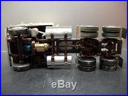 VINTAGE AMT KENWORTH SEMI TRUCK PLASTIC MODEL KIT JUNKYARD / GRAVEYARD