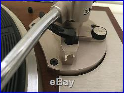 VINTAGE MARANTZ MODEL 6350Q Direct Drive Turntable for Parts/ Restoration WORKS