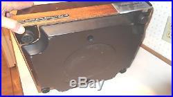 VINTAGE MODEL 6300 MARANTZ TURNTABLE for parts or restore