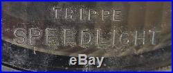 Vintage Pair Trippe Speedlights Safety Packard Cadillac Buick Auburn Cord Scta