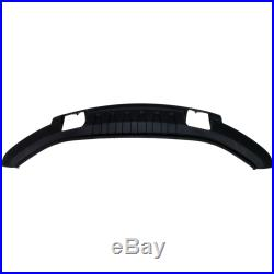 Valance For 2009-2014 Ford F-150 4WD with Fog Light Holes Textured Front