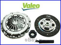 Valeo Clutch Kit 99-06 Vw Volkswagen Beetle Golf Jetta 2.0l Gasoline Mk4 Model
