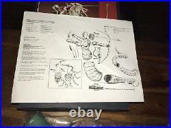 Very Rare Geometric Designs Medusa 1/6 Scale Figure Model Kit Nib Parts Sealed