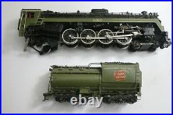 Vh Models Brass Canadian National Cnr 4-8-2 6060 Locomotive (for Parts/repair)