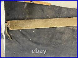 Vintage 1920s 1930s Cadillac Packard Buick Rear Seat Back Seat Foot Rest Nice