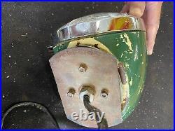 Vintage 1930s 1940s Hella Headlights Rat Rod Hot Rod Tractor Side Mount Nice