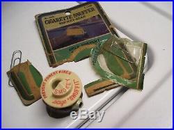Vintage 1960s nos original Smokey Bear Snuffit Prevent fire auto accessory gm