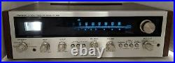 Vintage 1970's Pioneer Model SX-626 AM/FM Stereo Receiver AS-IS For Parts/Repair