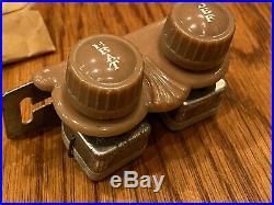 Vintage Ark-les Double Heat Defrost Under The Dash Mount Accessory Switch