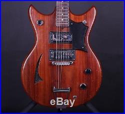 Vintage Bjurmark Winden Hofner Parts Brazilian 60s-70s Electric Guitar withCase