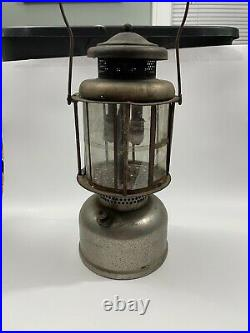 Vintage Coleman Air-O-Lantern Model Q L Parts Or Restoration Mica Globe 1919