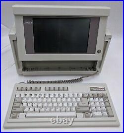 Vintage Compaq Portable III Luggable Computer Model 2660 For Parts/Repair c 1987
