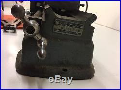 Vintage Craftsman Metal Lathe Model # 109.21270 Nice Condition Needs Few Parts