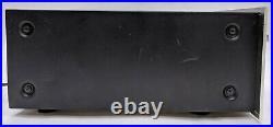 Vintage Kenwood Model KA-7100 DC Stereo Integrated Amplifier For Parts/Repair