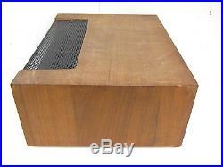 Vintage Marantz Model 1060 Console Stereo Amplifier 220 Watts Parts. /Repair