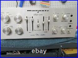 Vintage Marantz Model 1200 Amplifier For Parts or Repair