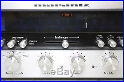 Vintage Marantz Model 2275 Audiophile AM/FM Stereo Receiver Silver -Parts/Repair
