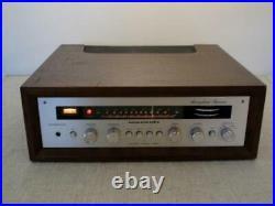 Vintage Marantz Model Twenty Eight Amfm Stereo Receiver 28 For Parts Or Repair