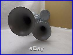 Vintage Nathan Airchime Model P Train Locomotive (5) Air Horns Parts or Restore